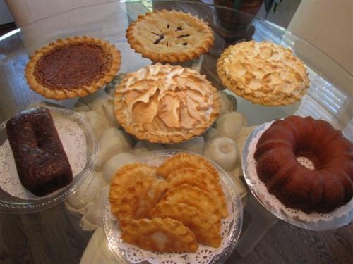 Award Winning Desserts