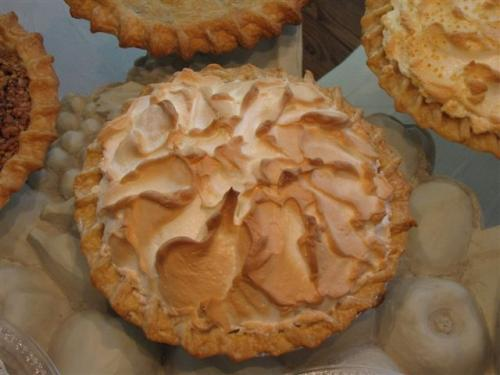 Lemon Meringue Pie - Blue Ribbon