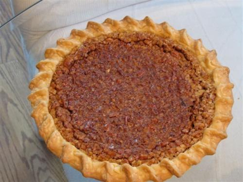 Southern Pecan Pie-  Blue Ribbon