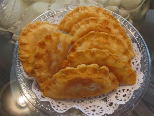 Fried Peach Pies - Blue Ribbon & Best of Show